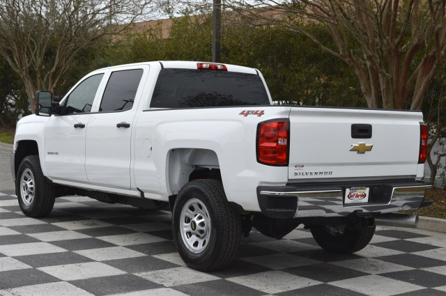 2018 Silverado 2500 Crew Cab 4x4, Pickup #T1693 - photo 5