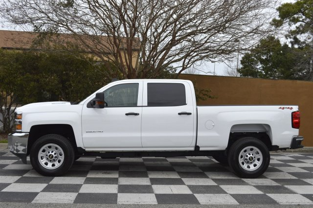 2018 Silverado 2500 Crew Cab 4x4, Pickup #T1693 - photo 7