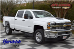 2018 Silverado 2500 Crew Cab 4x4, Pickup #T1693 - photo 1