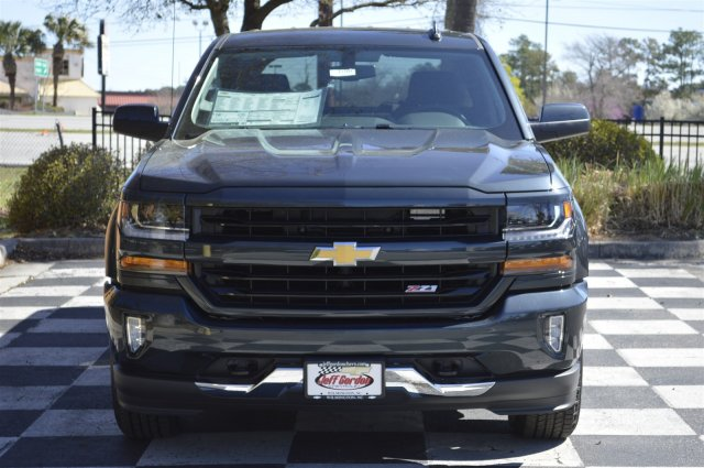 2018 Silverado 1500 Crew Cab 4x4, Pickup #T1701 - photo 4