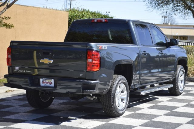 2018 Silverado 1500 Crew Cab 4x4, Pickup #T1701 - photo 2