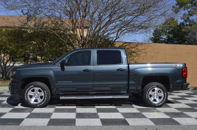 2018 Silverado 1500 Crew Cab 4x4, Pickup #T1701 - photo 7