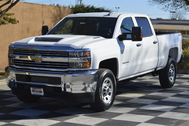 2018 Silverado 2500 Crew Cab 4x4, Pickup #T1704 - photo 3
