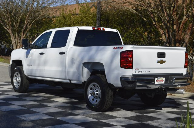 2018 Silverado 2500 Crew Cab 4x4, Pickup #T1704 - photo 5