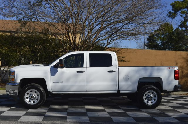 2018 Silverado 2500 Crew Cab 4x4, Pickup #T1704 - photo 7