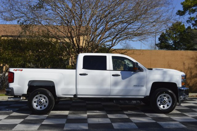 2018 Silverado 2500 Crew Cab 4x4, Pickup #T1704 - photo 8