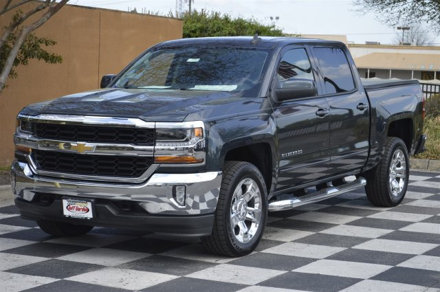 2018 Silverado 1500 Crew Cab 4x4, Pickup #T1722 - photo 3