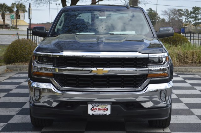 2018 Silverado 1500 Crew Cab 4x4, Pickup #T1722 - photo 4