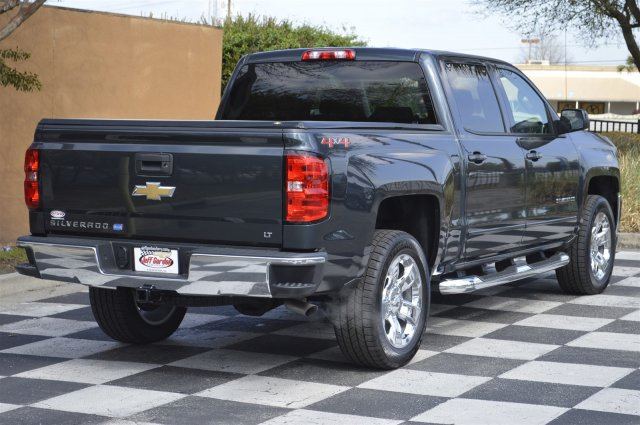 2018 Silverado 1500 Crew Cab 4x4, Pickup #T1722 - photo 2