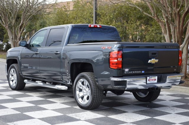 2018 Silverado 1500 Crew Cab 4x4, Pickup #T1722 - photo 5