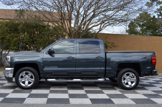 2018 Silverado 1500 Crew Cab 4x4, Pickup #T1722 - photo 7