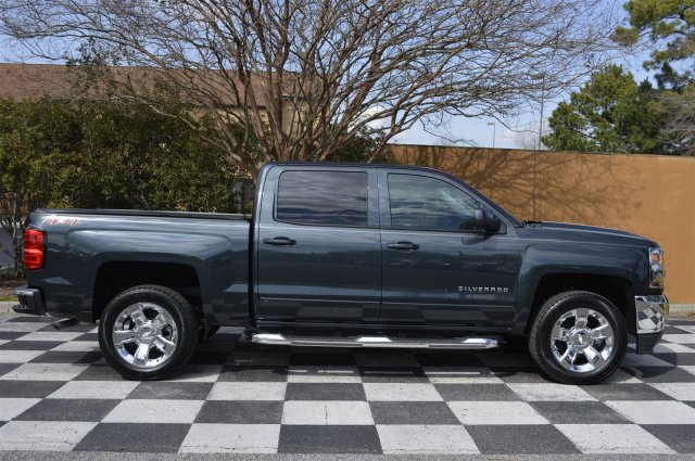 2018 Silverado 1500 Crew Cab 4x4, Pickup #T1722 - photo 8