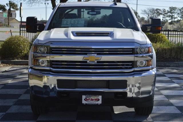 2018 Silverado 2500 Crew Cab 4x4, Pickup #T1727 - photo 4