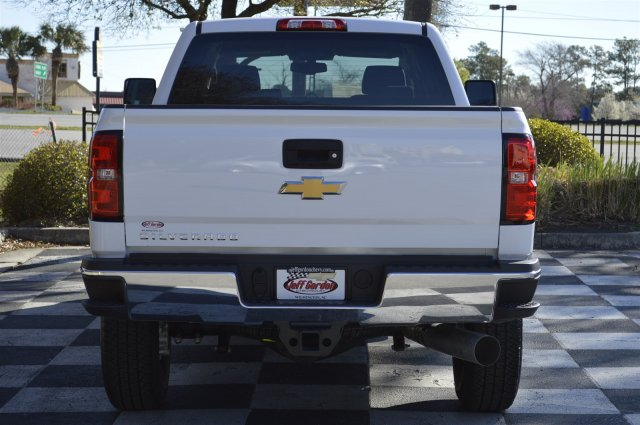 2018 Silverado 2500 Crew Cab 4x4, Pickup #T1727 - photo 6