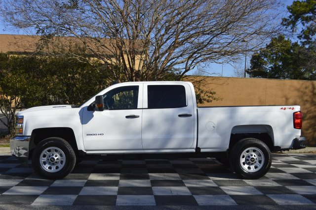 2018 Silverado 2500 Crew Cab 4x4, Pickup #T1727 - photo 7