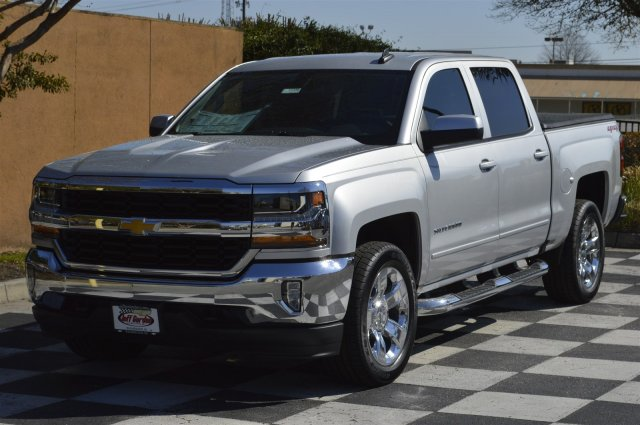 2018 Silverado 1500 Crew Cab 4x4, Pickup #T1729 - photo 3