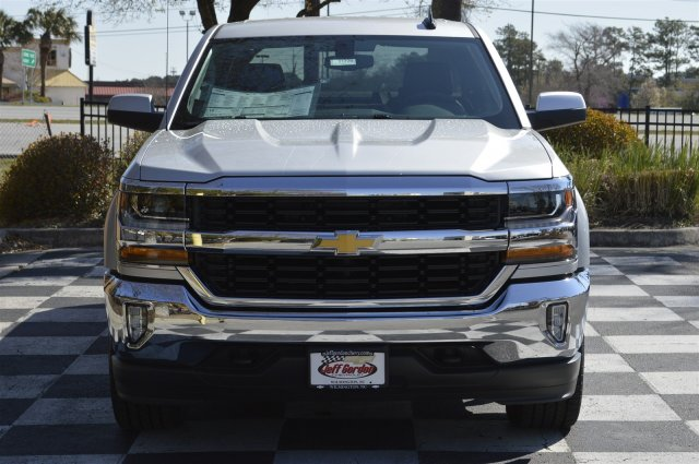 2018 Silverado 1500 Crew Cab 4x4, Pickup #T1729 - photo 4