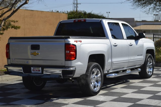 2018 Silverado 1500 Crew Cab 4x4, Pickup #T1729 - photo 2