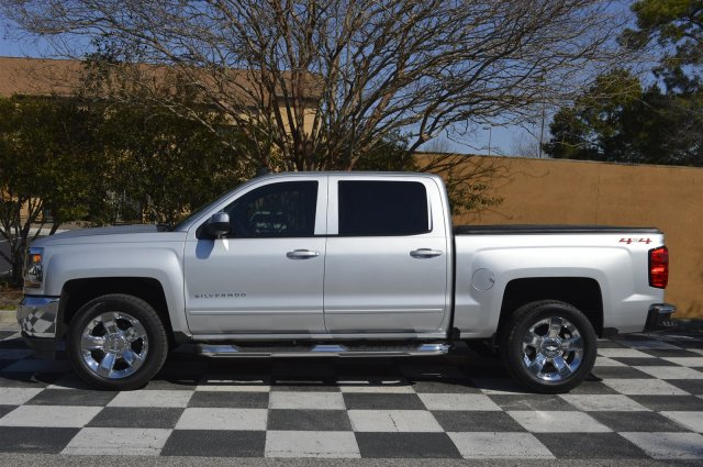 2018 Silverado 1500 Crew Cab 4x4, Pickup #T1729 - photo 7