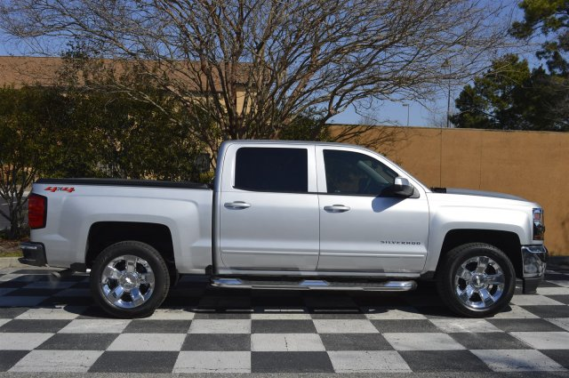2018 Silverado 1500 Crew Cab 4x4, Pickup #T1729 - photo 8