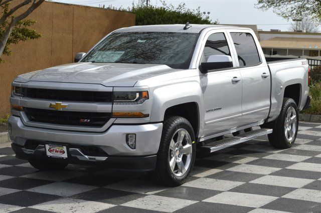 2018 Silverado 1500 Crew Cab 4x4,  Pickup #T1732 - photo 3