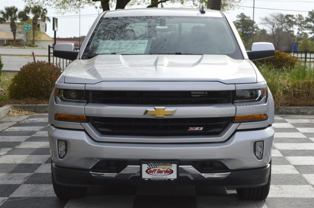 2018 Silverado 1500 Crew Cab 4x4,  Pickup #T1732 - photo 4