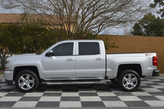 2018 Silverado 1500 Crew Cab 4x4,  Pickup #T1732 - photo 7