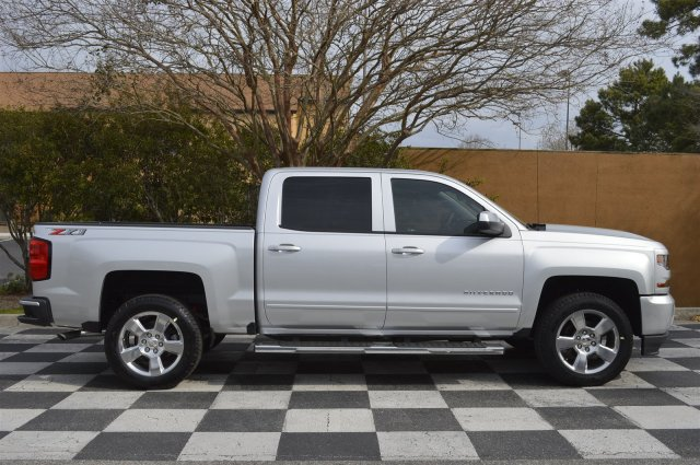 2018 Silverado 1500 Crew Cab 4x4,  Pickup #T1732 - photo 8