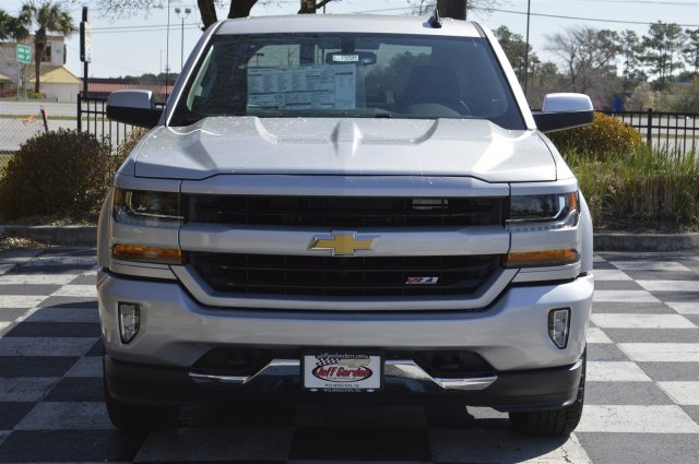 2018 Silverado 1500 Crew Cab 4x4, Pickup #T1756 - photo 4