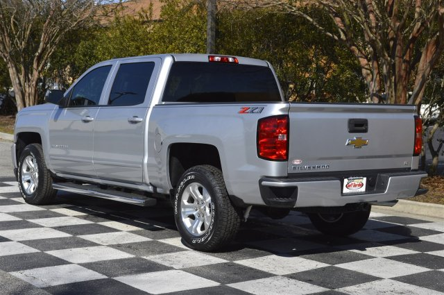 2018 Silverado 1500 Crew Cab 4x4, Pickup #T1756 - photo 5