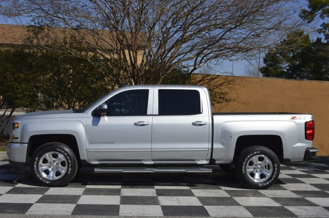 2018 Silverado 1500 Crew Cab 4x4, Pickup #T1756 - photo 7