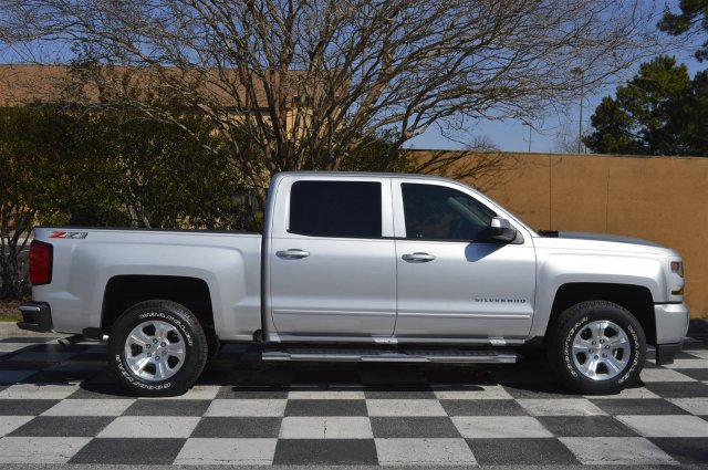 2018 Silverado 1500 Crew Cab 4x4, Pickup #T1756 - photo 8