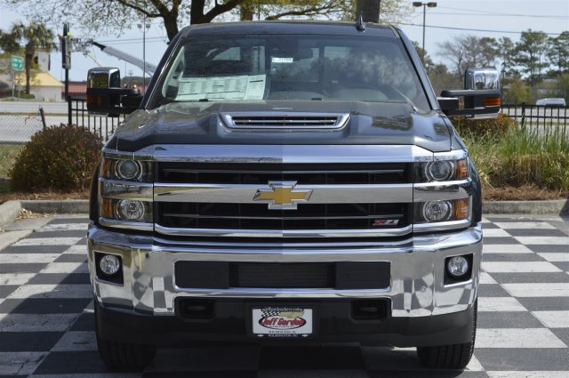 2018 Silverado 2500 Crew Cab 4x4, Pickup #T1759 - photo 4