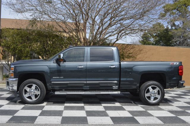 2018 Silverado 2500 Crew Cab 4x4, Pickup #T1759 - photo 7