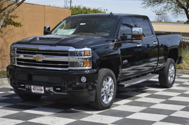 2018 Silverado 2500 Crew Cab 4x4,  Pickup #T1764 - photo 3