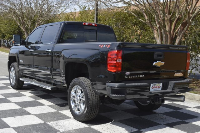 2018 Silverado 2500 Crew Cab 4x4,  Pickup #T1764 - photo 5