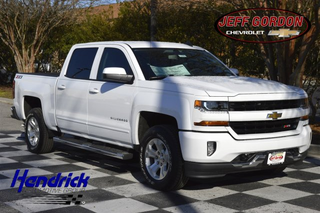 2018 Silverado 1500 Crew Cab 4x4, Pickup #T1765 - photo 1