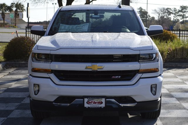 2018 Silverado 1500 Crew Cab 4x4, Pickup #T1765 - photo 5