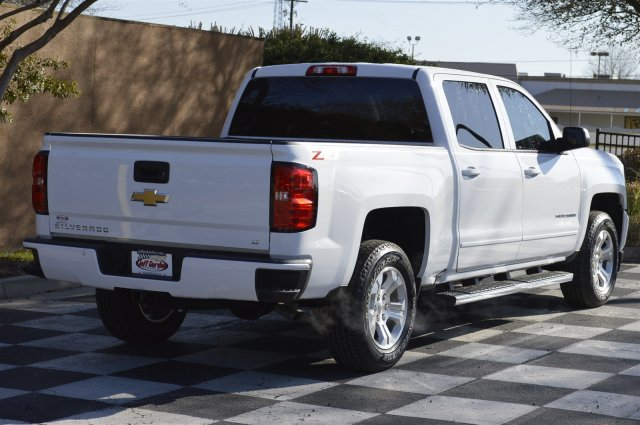 2018 Silverado 1500 Crew Cab 4x4, Pickup #T1765 - photo 2