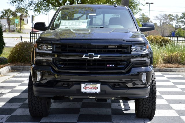 2018 Silverado 1500 Crew Cab 4x4, Pickup #T1768 - photo 4