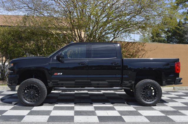 2018 Silverado 1500 Crew Cab 4x4, Pickup #T1768 - photo 7