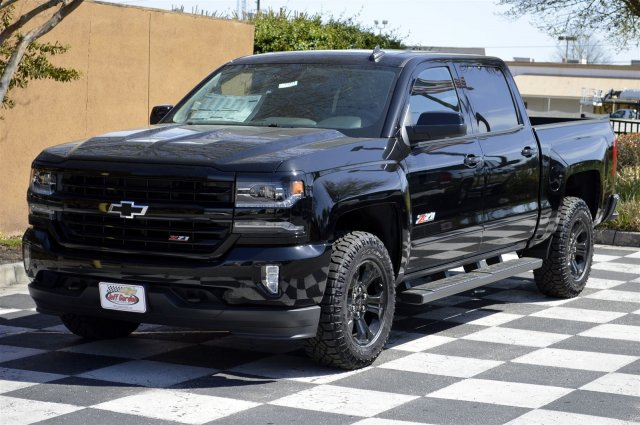 2018 Silverado 1500 Crew Cab 4x4, Pickup #T1771 - photo 3
