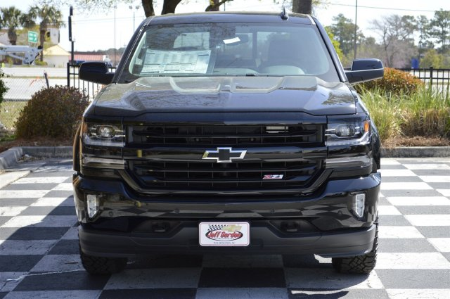2018 Silverado 1500 Crew Cab 4x4, Pickup #T1771 - photo 4