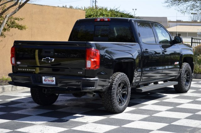 2018 Silverado 1500 Crew Cab 4x4, Pickup #T1771 - photo 2