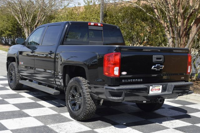 2018 Silverado 1500 Crew Cab 4x4, Pickup #T1771 - photo 5