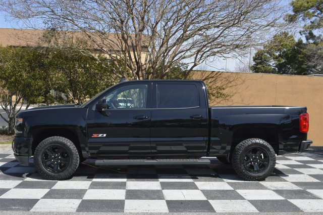 2018 Silverado 1500 Crew Cab 4x4, Pickup #T1771 - photo 7