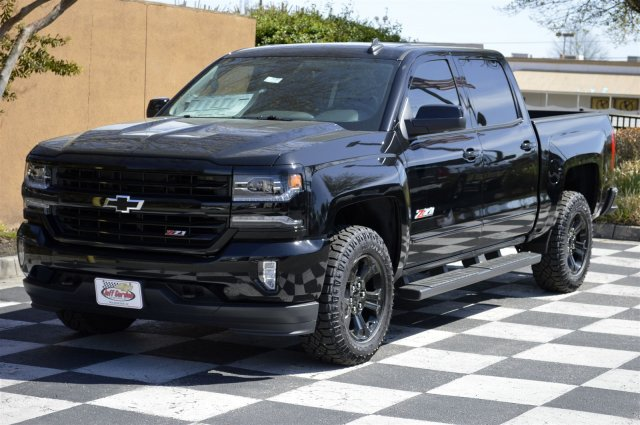 2018 Silverado 1500 Crew Cab 4x4, Pickup #T1781 - photo 3