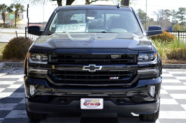 2018 Silverado 1500 Crew Cab 4x4, Pickup #T1781 - photo 4
