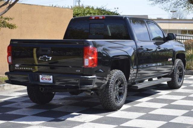 2018 Silverado 1500 Crew Cab 4x4, Pickup #T1781 - photo 2