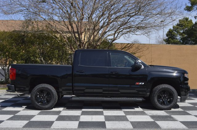 2018 Silverado 1500 Crew Cab 4x4, Pickup #T1781 - photo 8